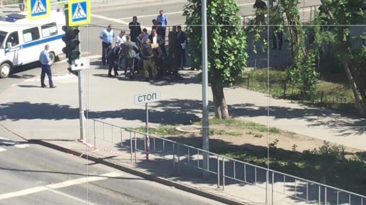 Захватчика тюменского банка задержали