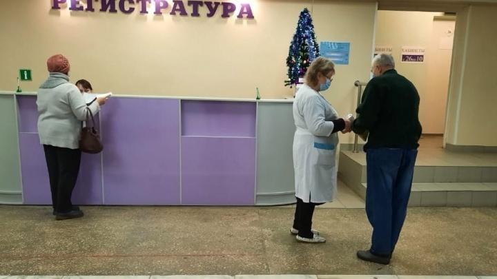 Медики подвели первые итоги работы в новогодние праздники