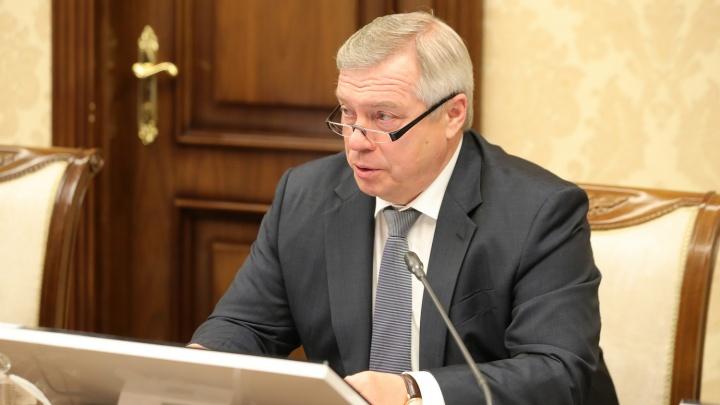 Голубев назвал два района Ростовской области, где ослабят коронавирусные ограничения