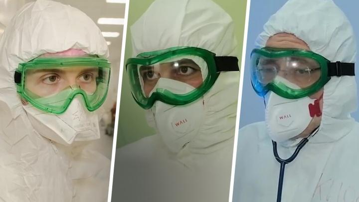 Врачи красных зон записали обращения к челябинцам о прививках против коронавируса