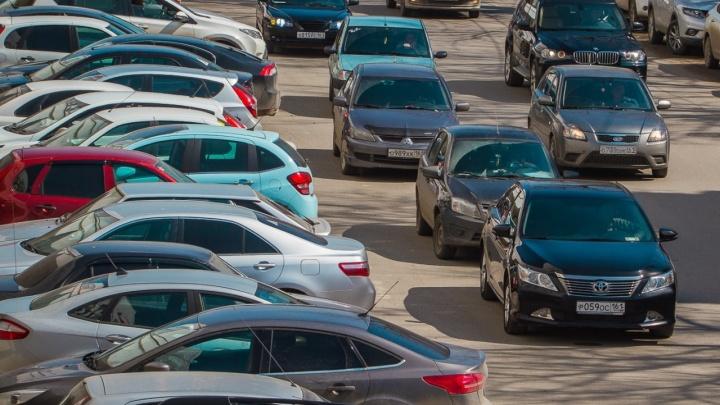 В Ростове на Соборном запретят остановку и парковку