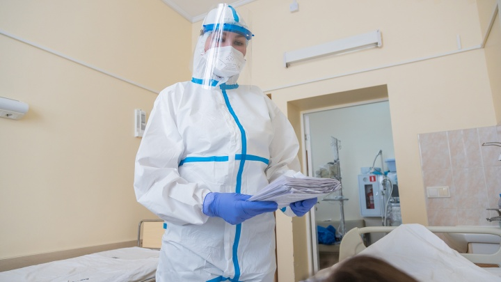 Страховые компании задолжали больницам Самарской области деньги за лечение больных COVID-19