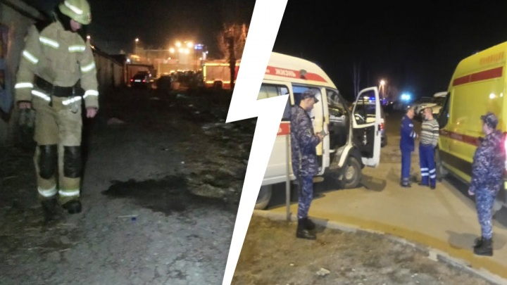 «Кричал, что грешен перед Богом». В Екатеринбурге голый мужчина вышел из дома и устроил самосожжение