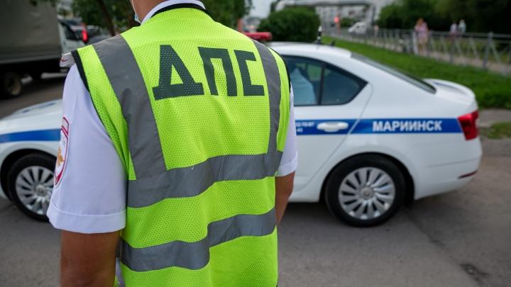 В Кузбассе с начала года в ДТП пострадали 130 детей, двое погибли