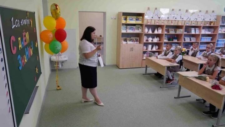В Самаре открыли две новые школы