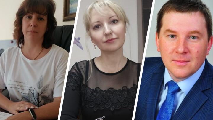 В департаменте образования назначили трех новых заместителей директора