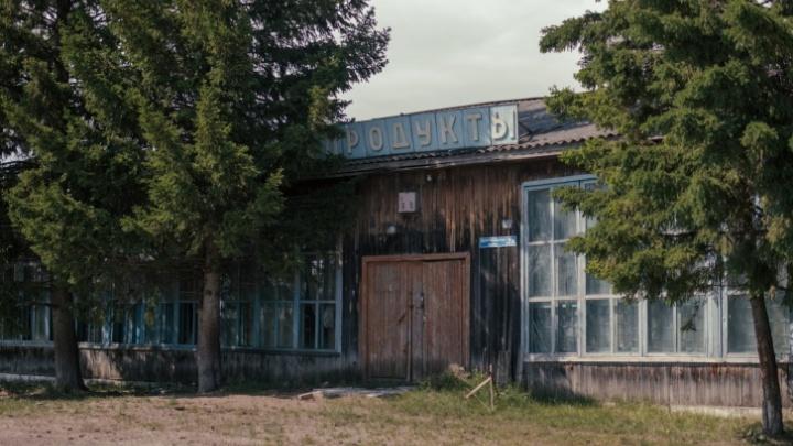 Деревни-призраки Новосибирской области. Кто и как там живет?