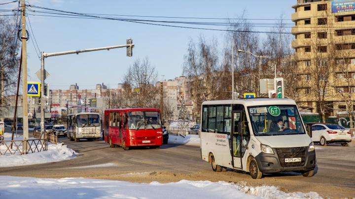 Транспортная реформа в Ярославле: частные перевозчики разделились на два лагеря