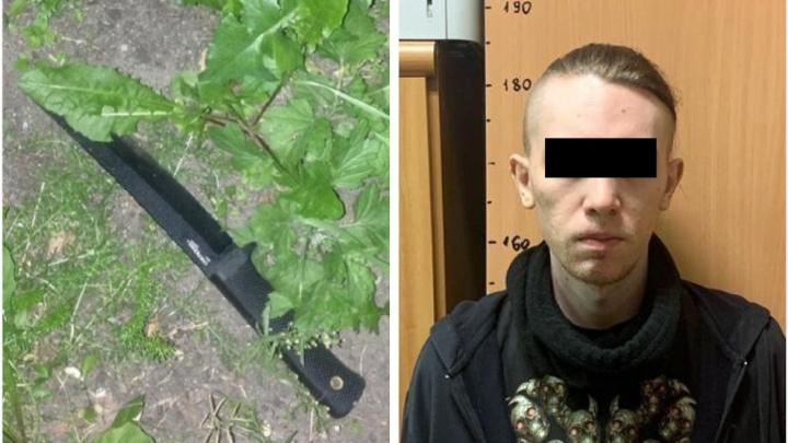 Востоковеда с ножом, который нападал на девушек в Екатеринбурге, будут принудительно лечить