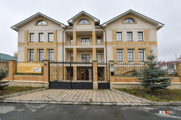Частная школа открылась в здании бывшего отеля