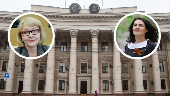 «В партии есть запрос на обновление»: Анна Кувычко и Татьяна Цыбизова заявили об уходе из Государственной думы