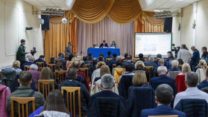 В Волгограде прошли общественные обсуждения по экологическому ущербу от метанолового завода