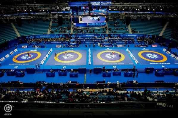 Красноярск должен был принять чемпионат мира по борьбе в следующем году