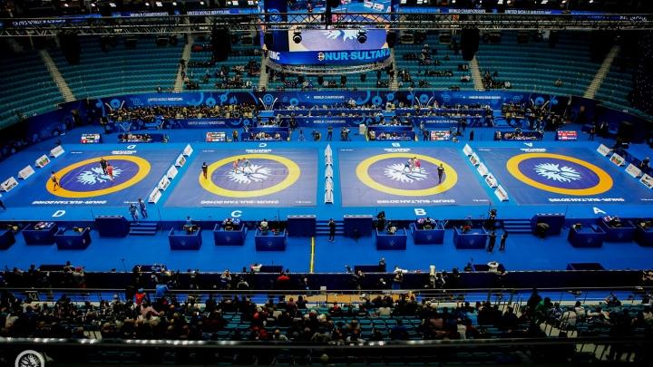 Из-за санкций WADA чемпионат мира по борьбе 2022 года перенесли из Красноярска в Белград