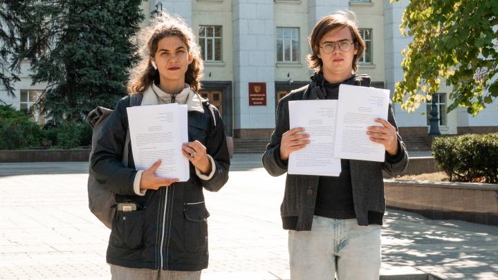 Ростовчане собрали 1,5 тысячи подписей против вырубки рощи и строительства ЖК на Левом берегу