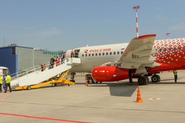 Желающим улететь в Москву придется ждать следующего рейса