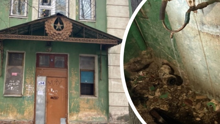 «Крысы ходят табунами»: как живет ветхая коммуналка на Пятерке