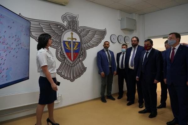 Центр в Самаре будет обеспечивать деятельность Главного центра спецсвязи по всей стране