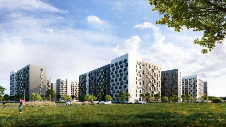 От создателей «Ярославского»: в новом жилом комплексе «НИКС Лайн на Блюхера» стартовали продажи