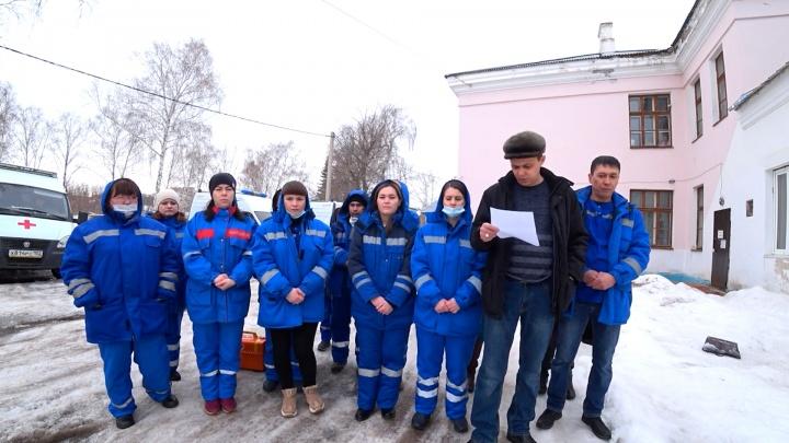 В Минздраве Башкирии отреагировали на бунт медиков скорой помощи в районной больнице