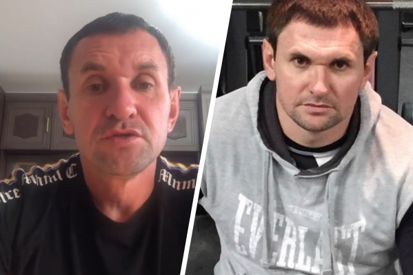 Алексей Рясков во время записи скандального видео, слева, и Алексей Рясков справа, времен жизни с Екатериной Пузиковой, — как будто два разных человека