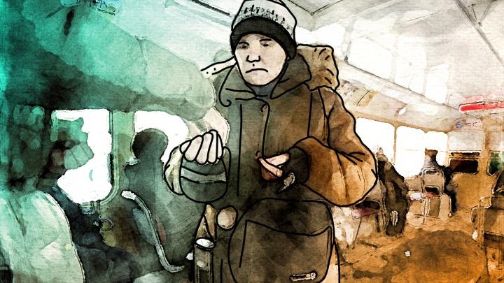 «Что меня бесит»: кондуктор — о неадекватных пассажирах, оплате проезда мелочью и «крысах»