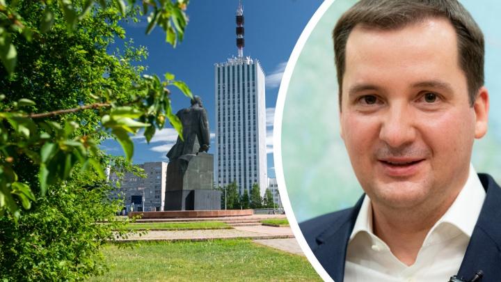«Большие планы по развитию областного центра»: губернатор поздравил Архангельск с Днем города