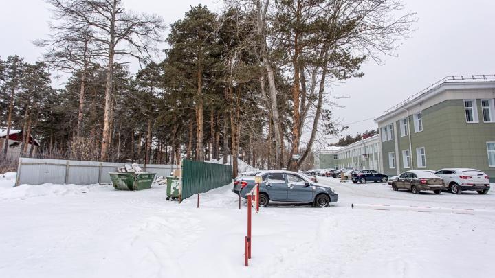 Определены претенденты на торги по спорному проекту детской хирургии в челябинском городском бору