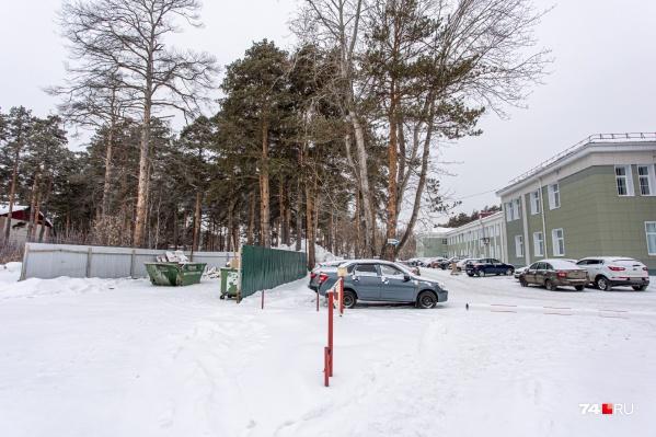 Спор по центру детской хирургии, который хотят построить в бору рядом с ЧОДКБ, перешел из судебной в политическую плоскость