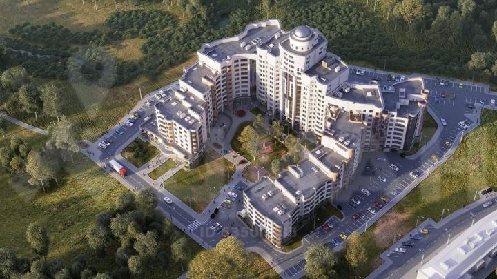 Квартира в Ярославле попала в число самых больших по площади в Центральной России