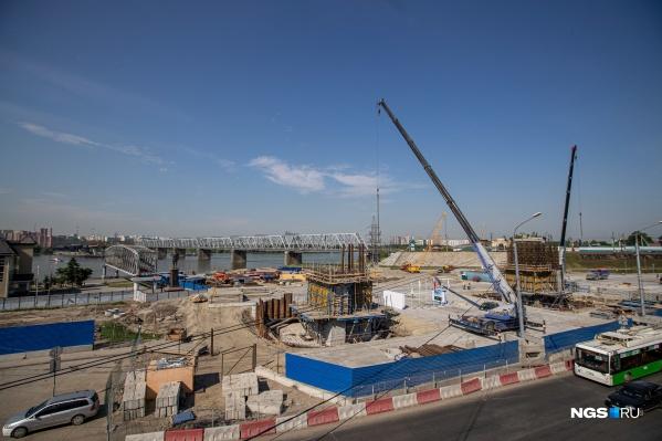 Масштабное строительство четвертого моста планируют закончить к 2023 году