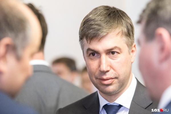 Логвиненко хочет сделать Ростов «международным центром наукоемких технологий»