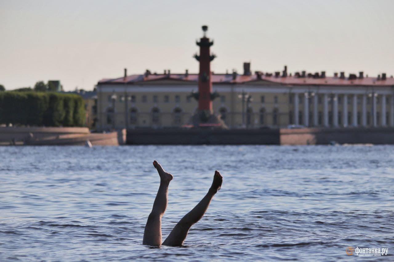 «Жара в Петербурге — случайность». Ученые объяснили причины аномальной летней духоты