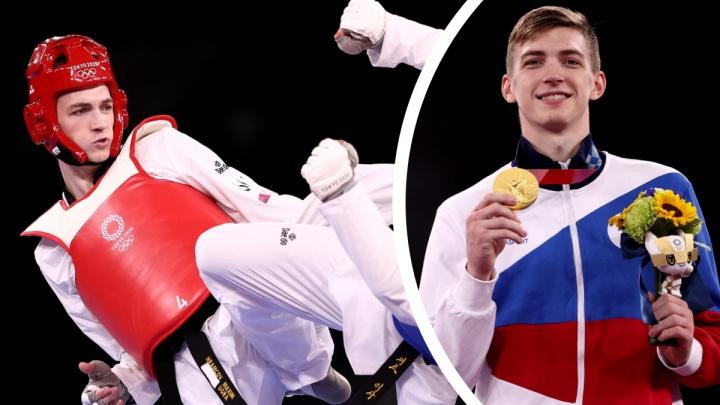 Югорчанин Максим Храмцов завоевал золото Олимпиады со сломанной рукой. Победу он посвятил умершей маме