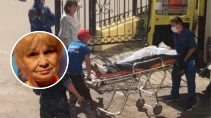 В Минздраве рассказали о состоянии учительницы, пострадавшей от нападения ученика в Березниках