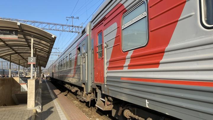 Роспотребнадзор назвал причину госпитализации детей, ехавших в поезде Мурманск — Адлер