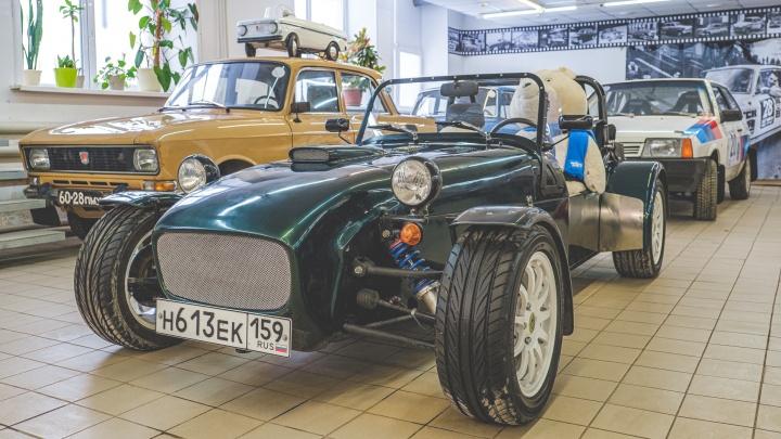 «Планируем новые выставки и автопробеги». Пермский музей «Ретро-гараж» открылся после длительного перерыва