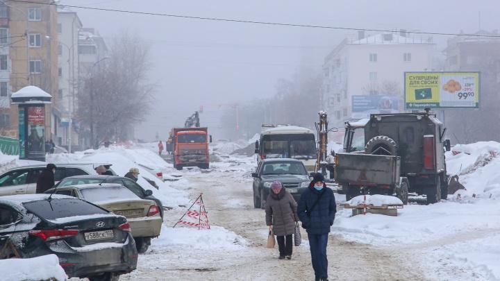 Мэрия Уфы опубликовала список домов под снос ради строительства новой дороги от Комсомольской до Салаватки