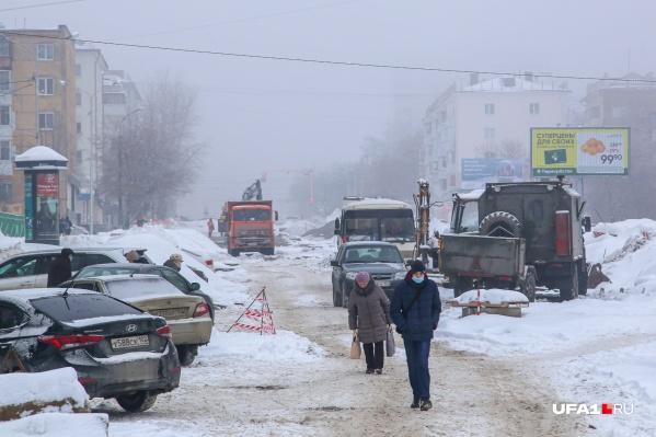 По замыслу властей, новая дорога свяжет Восточный выезд Уфы с транспортной сетью города