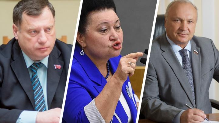 Доходы депутатов Госдумы от Красноярского края выросли за пандемийный год