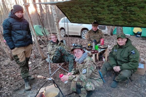 Поисковые отряды работали в Тверской области
