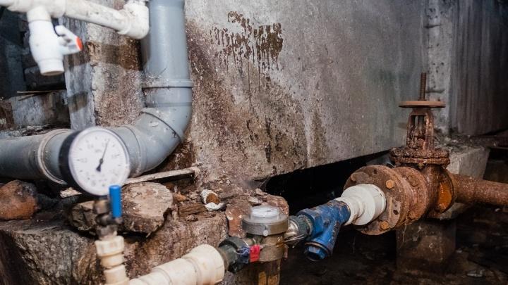 В начале февраля в Перми отключат холодную воду в 122 домах. Карта