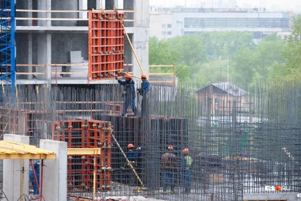 В Екатеринбурге есть два способа застройки города