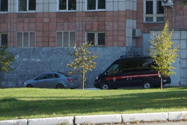 На территории кампуса ПГНИУ сегодня работала следственная группа