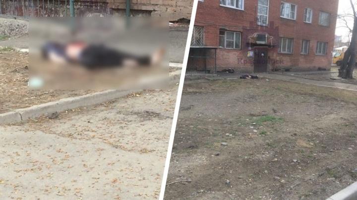 Пьяный ревнивец убил жену и своего соперника. Одно из тел нашли во дворе дома в Красноярске