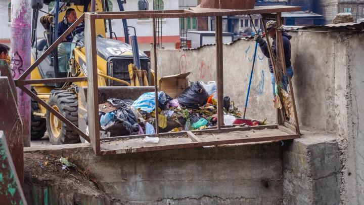 «Чистый город» призвал предпринимателей не экономить на вывозе мусора