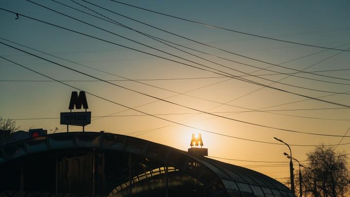 Появилась схема размещения новой станции метро в Самаре