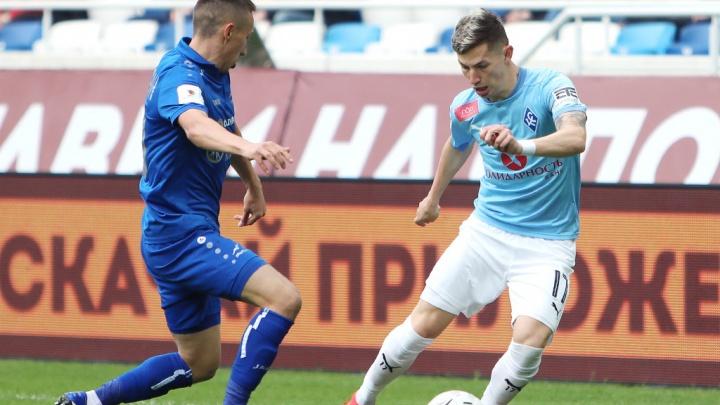 «Крыльям Советов» разрешили играть в чемпионатах УЕФА