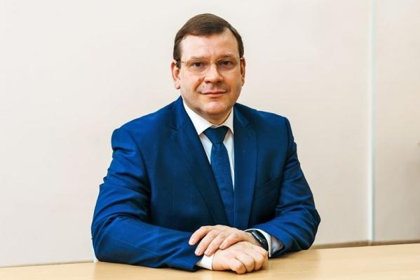 Дмитрий Ноженко был главой Ленинского района четыре года