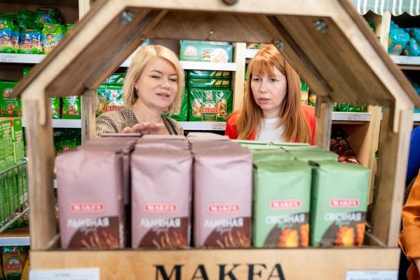 Альтернативная мука MAKFA интересна покупателям: у россиян начинает формироваться новый уровень культуры питания